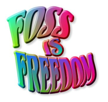FOSS is Freedom!