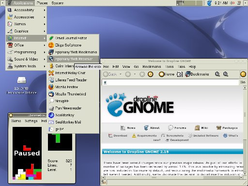 Slackware screen shot 2