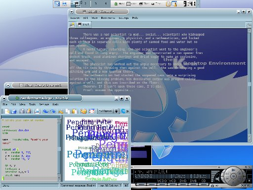 Slackware screen shot 3