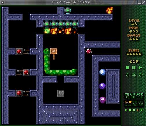 Snakebite screen-shot 1