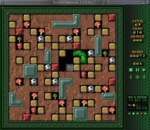 Snakebite screen-shot 2