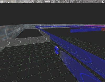 Armagetron screenshot
