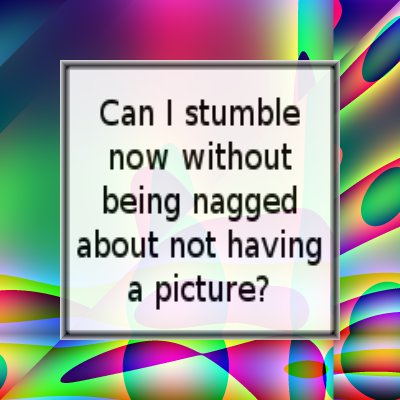 shutup stumble